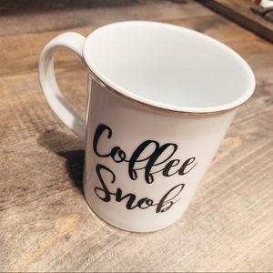 Other - Coffee Snob Mug